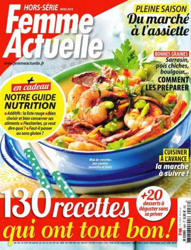 Femme Actuelle - Special edition - March 2019