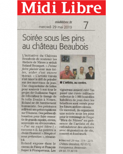 Midi Libre - 29 of may 2019