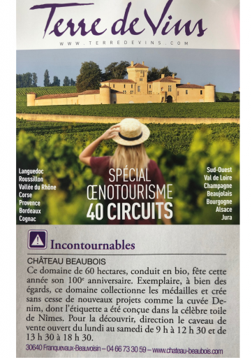 Terre de Vins - Special April 2020